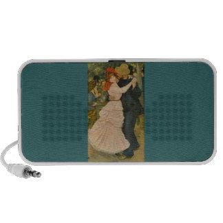 La danse de Pierre-Auguste Renoir chez Bougival (1 Système De Haut-parleurs