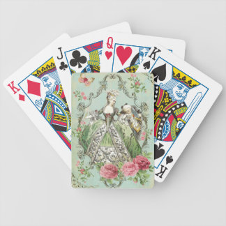 La Danse, Marie Antoinette Playing Cards