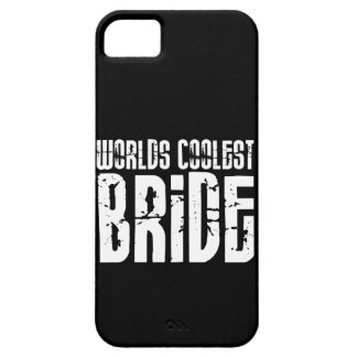 La de mariée de jeune de La plus fraîche de Coques Case-Mate iPhone 5