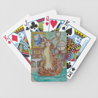 La-Di-Da Bicycle Playing Cards