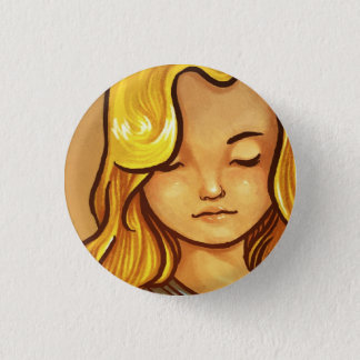 La fabbricante di pennuti 1 inch round button