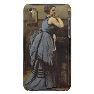 La femme dans le bleu, 1874 coque iPod touch