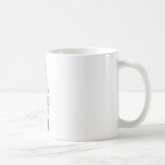 La Fleur Fashion Illustration Coffee Mug