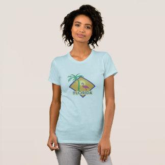 La Floride vintage Deco T-shirt