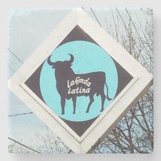 La Fonda, Poncey Highland Atlanta Marble Coasters