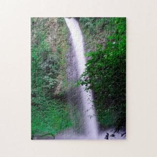 La Fortuna Waterfall Puzzle