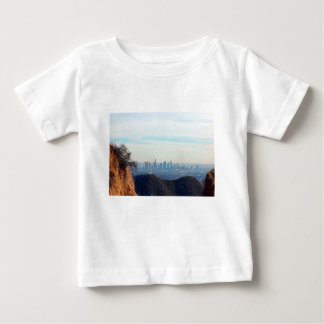 LA framed mountain Baby T-Shirt