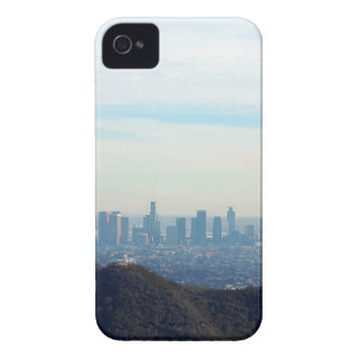 LA framed mountain iPhone 4 Covers