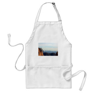LA framed mountain Standard Apron
