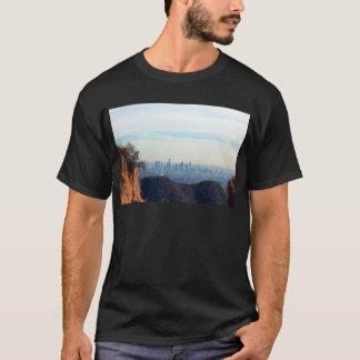 LA framed mountain T-Shirt