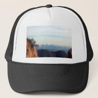 LA framed mountain Trucker Hat