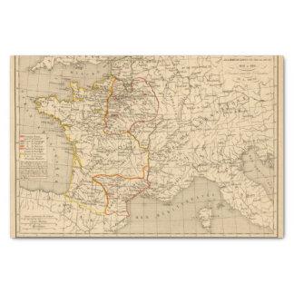 La France 1108 a 1180 Tissue Paper