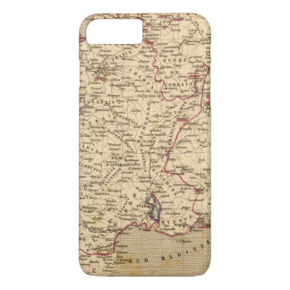 La France 1643 a 1715 iPhone 7 Plus Case