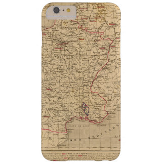 La France 1715 a 1774 Barely There iPhone 6 Plus Case