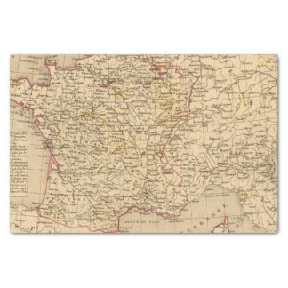 La France 1774 a 1793 Tissue Paper