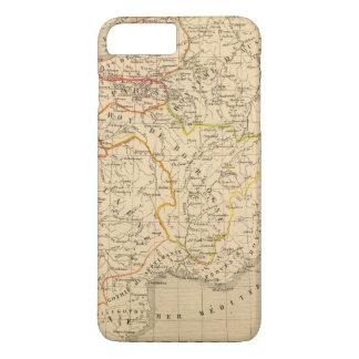 La France apres la mort de Clothaire 1er iPhone 7 Plus Case