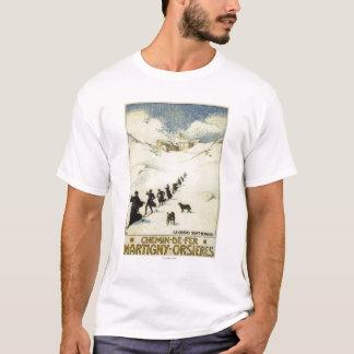 La France - ski de moines T-shirt