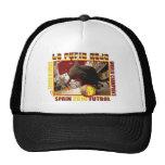 La Furia Roja Spanish Bull Soccer Futbol Mesh Hat