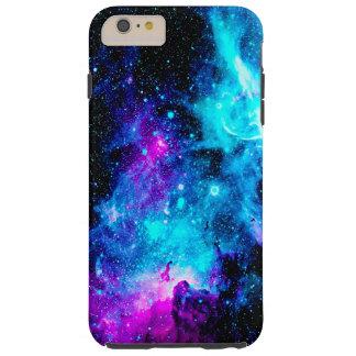 La galaxie de nébuleuse tient le premier rôle le coque tough iPhone 6 plus