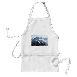 La gamme de montagne d Alpes - stupéfiant Tablier