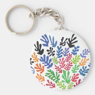 La Gerbe by Matisse Keychain