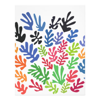 La Gerbe by Matisse Letterhead