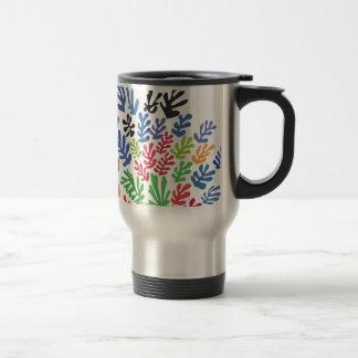 La Gerbe by Matisse Travel Mug