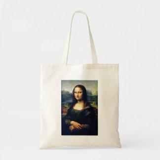 La Gioconda Restored Tote Bag