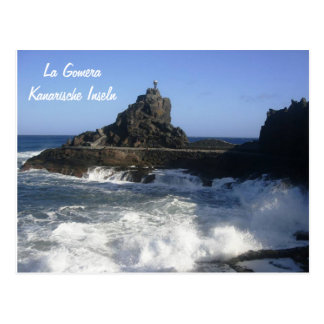 La Gomera Postcard