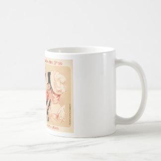 La Gomme Classic White Coffee Mug