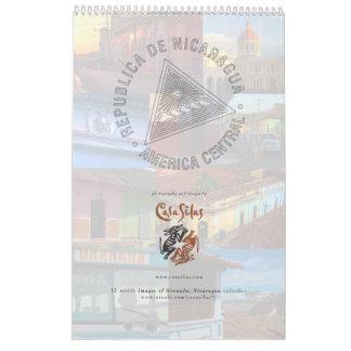 """La Gran Sultana"", Granada Nicaragua Calendar"