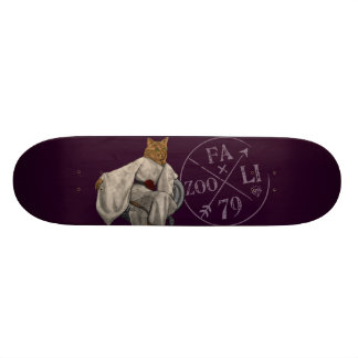 La Grande Dame, Couture Kitty Custom Skate Board