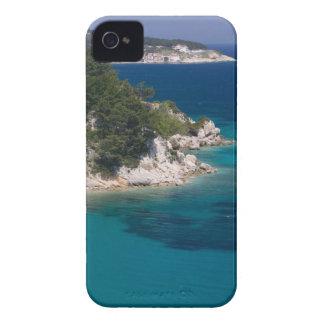 La GRÈCE, îles de la mer Égée du nord-est, SAMOS, Coques Case-Mate iPhone 4