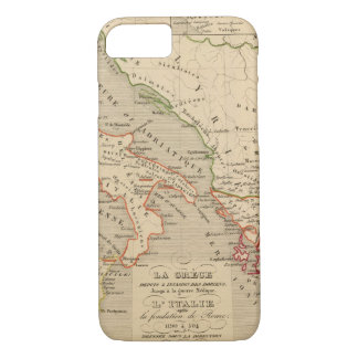 La Grece, l'Italie, 1190 a 504 av JC iPhone 7 Case
