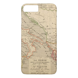 La Grece, l'Italie, 1190 a 504 av JC iPhone 7 Plus Case