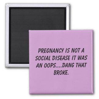La grossesse n est pas un aimant de la maladie soc