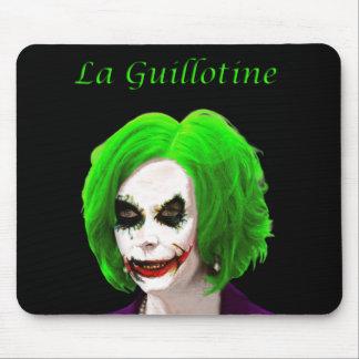 La Guillotine Mouse Pad