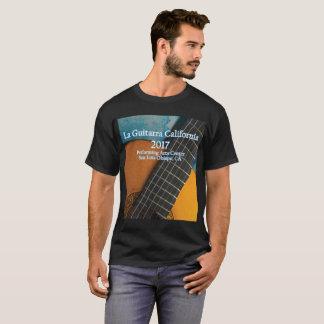 La Guitarra California T-Shirt Closeup