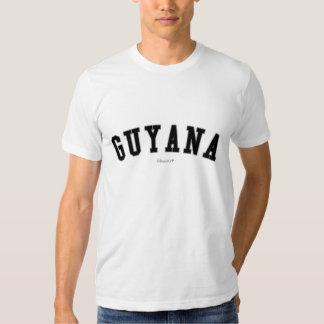 La Guyane Tee-shirts
