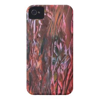 La hierba ardiente Case-Mate iPhone 4 cases