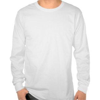 La Hollande brise chemise de la douille des hommes T-shirt