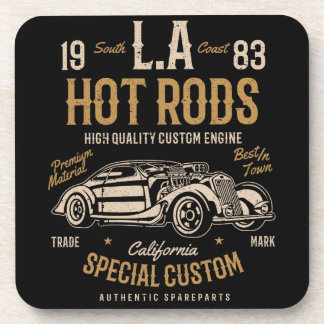 LA Hot Rods California Custom Engine Coaster