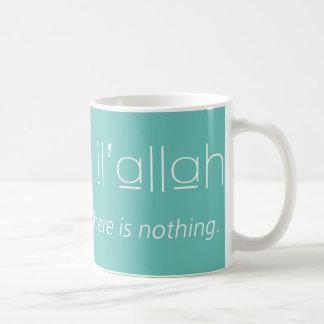 La Illaha Il'Allah Mantra Mug