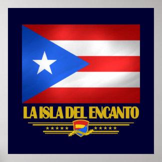 La Isla del Encanto Poster