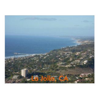 La Jolla, CA Postcard