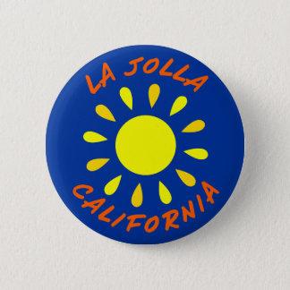 La Jolla, California 2 Inch Round Button