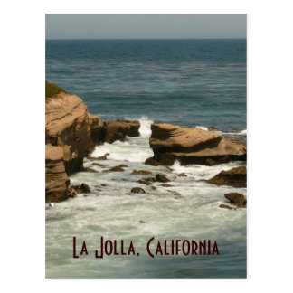 La Jolla, California Postcard