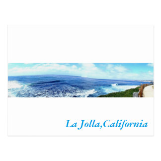 La Jolla California Postcard