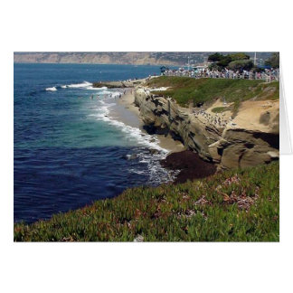 La Jolla Cove Card