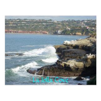 La Jolla Cove Postcard